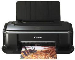 Струйный фотопринтер Canon PIXMA iP2600 имеет разрешение 4800x1200 dpi
